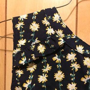 ModCloth Fun2Fun Dandelion Blouse L